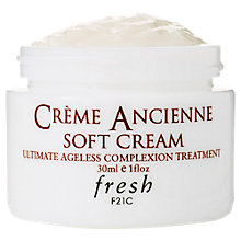 Buy Fresh Crème Ancienne Soft Cream, 30ml Online at johnlewis.com