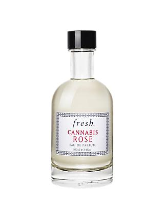 Fresh Cannabis Rose Eau de Parfum, 100ml