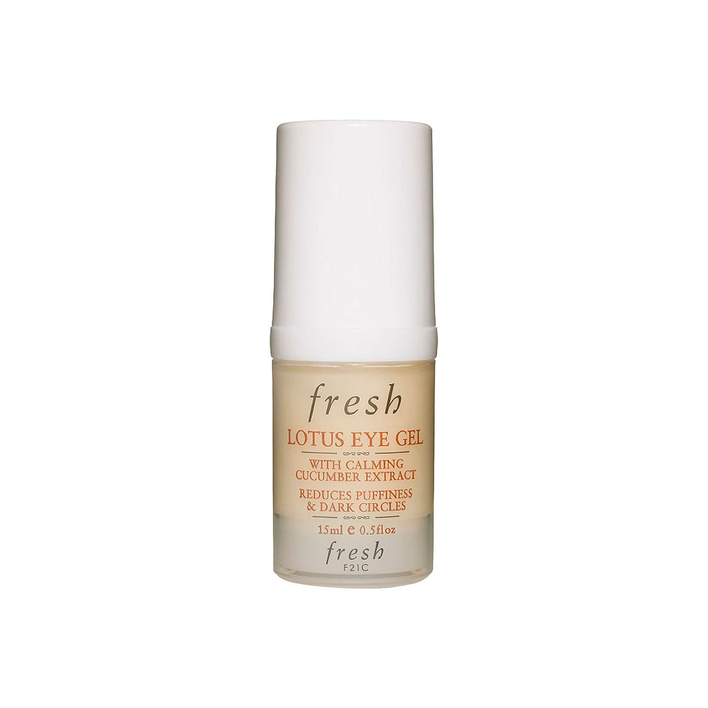 BuyFresh Lotus Eye Gel, 15ml Online at johnlewis.com