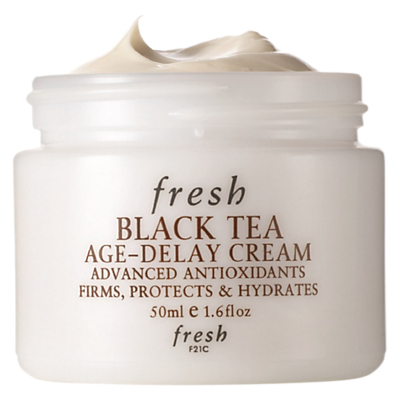 Image of Fresh Black Tea Age-Delay Cream, 50ml