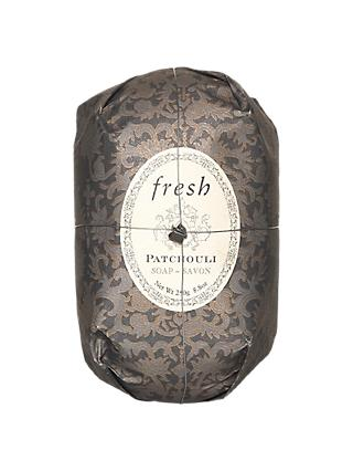 Fresh Patchouli Oval Soap, 250g