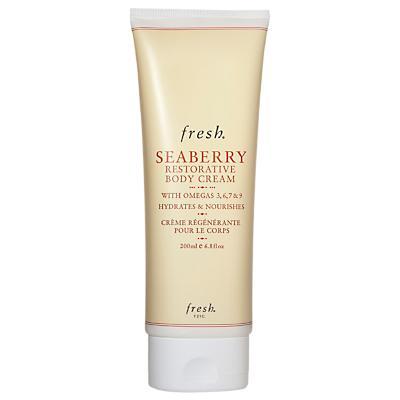 Fresh Seaberry Restorative Body Cream, 200ml