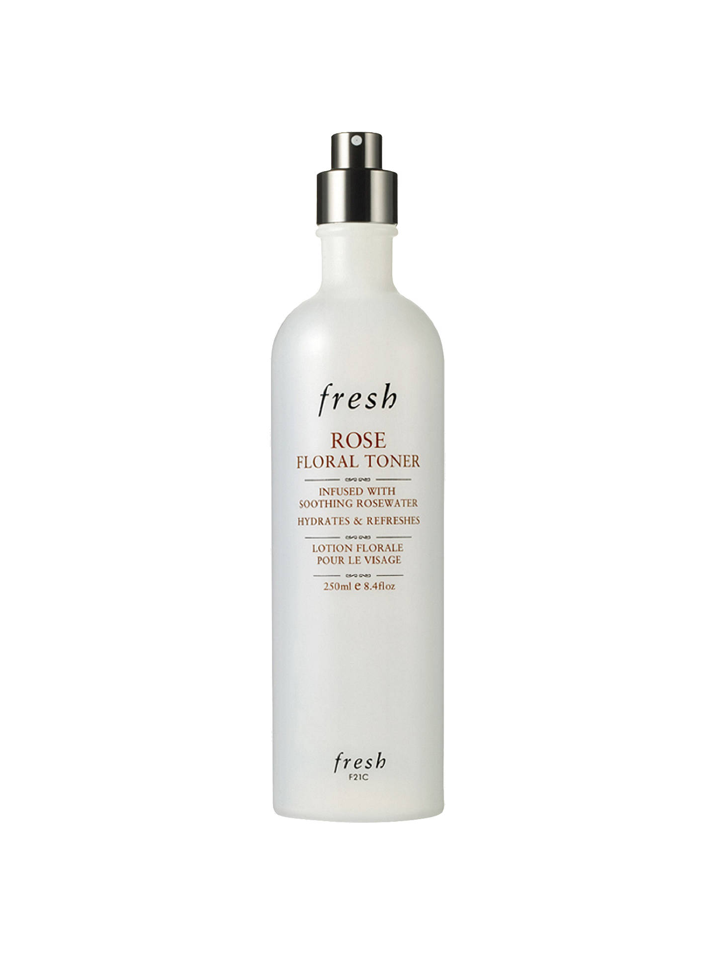 BuyFresh Rose Floral Toner, 250ml Online at johnlewis.com