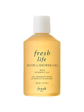 Fresh Life Bath & Shower Gel, 300ml