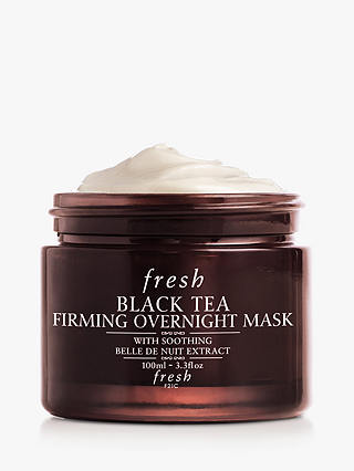 Buy Fresh Black Tea Firming Overnight Mask, 100ml Online at johnlewis.com