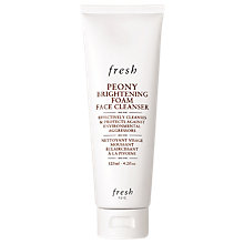 Buy Fresh Peony Brightening Foam Face Cleanser, 125ml Online at johnlewis.com