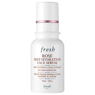 Image of Fresh Rose Deep Hydration Face Serum, 30ml