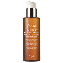 Buy Fresh Seaberry Skin Nutrition Cleansing Oil, 150ml Online at johnlewis.com
