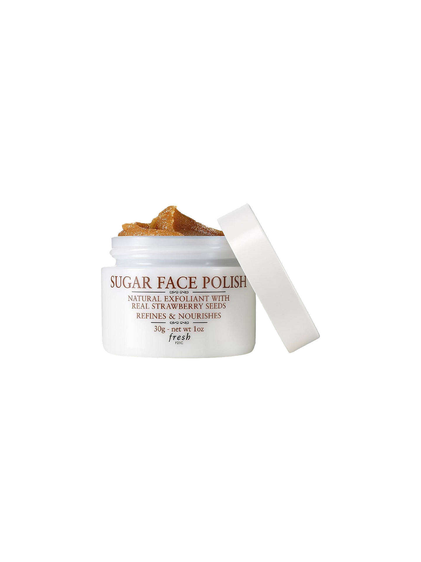 Buy Fresh Sugar Face Polish To Go, 30g Online at johnlewis.com
