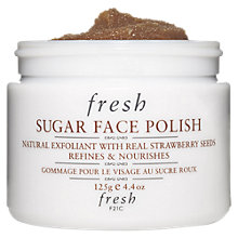 Buy Fresh Sugar Face Polish, 125g Online at johnlewis.com