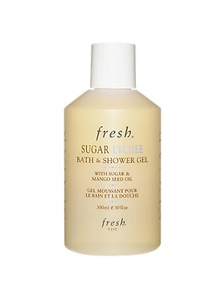 Fresh Sugar Lychee Bath & Shower Gel, 300ml