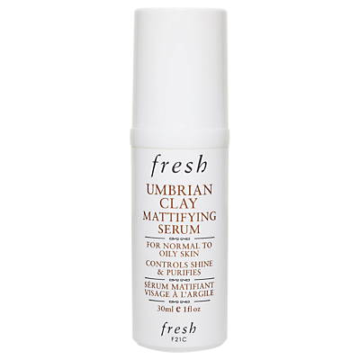 Image of Fresh Umbrian Clay Mattifying Serum, 30ml