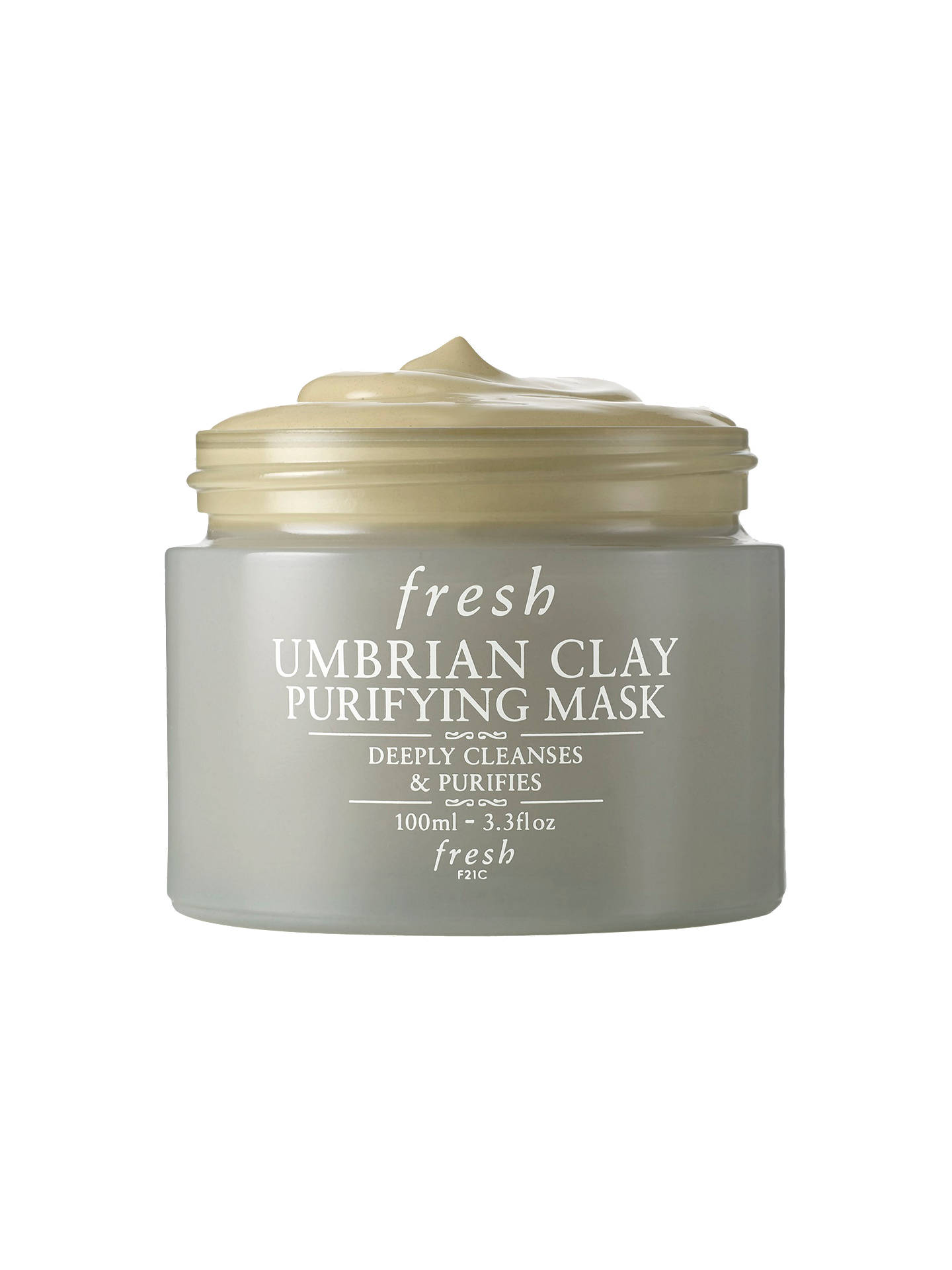 BuyFresh Umbrian Clay Purifying Mask, 100ml Online at johnlewis.com