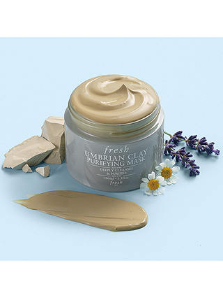 Buy Fresh Umbrian Clay Purifying Mask, 100ml Online at johnlewis.com
