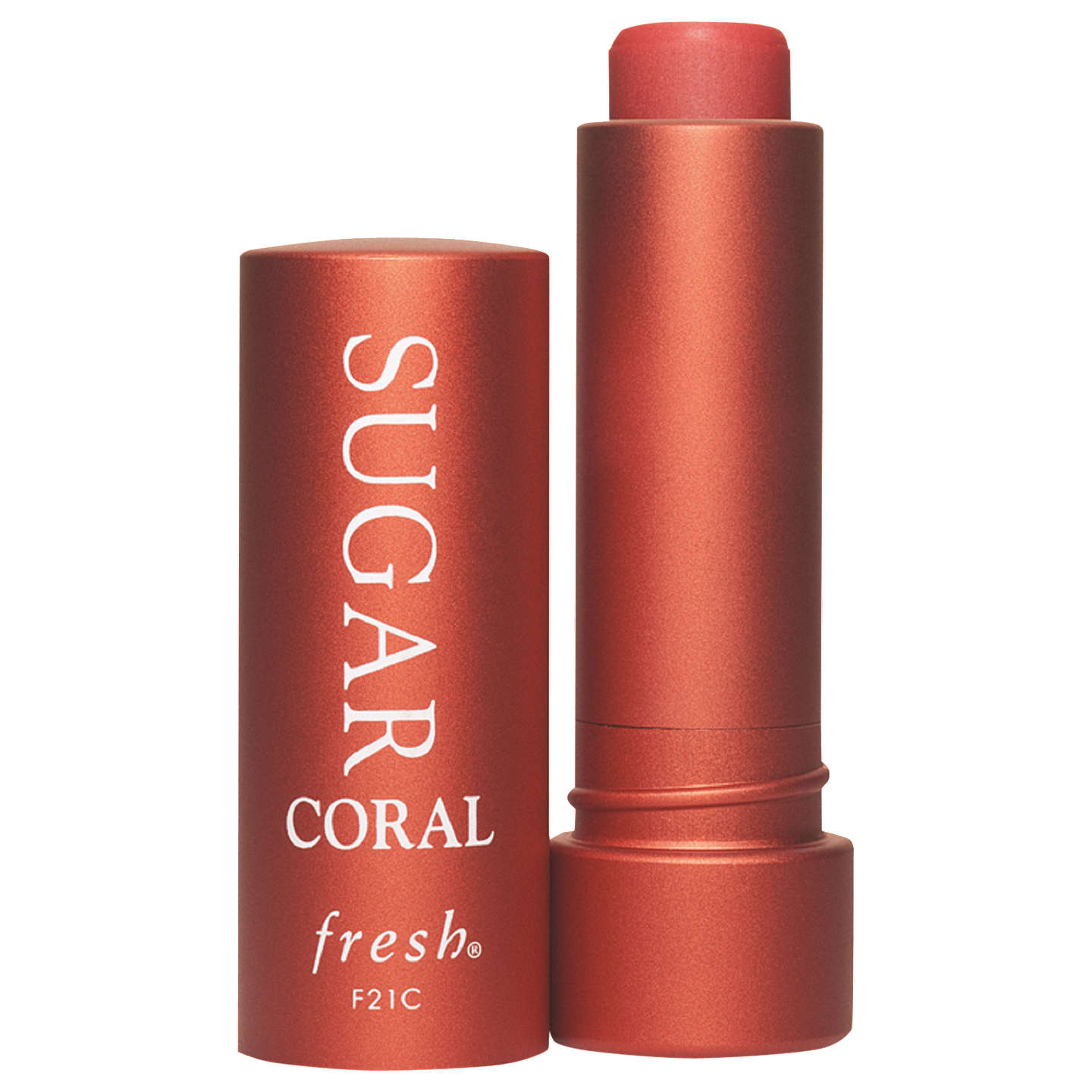 BuyFresh Sugar Tinted Lip Treatment SPF 15, Coral Online at johnlewis.com