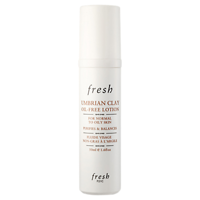 Fresh Umbrian Clay Oil Free Lotion, 50ml