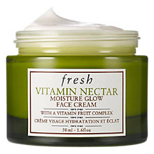 Buy Fresh Vitamin Nectar Moisture Glow Face Cream, 50ml Online at johnlewis.com