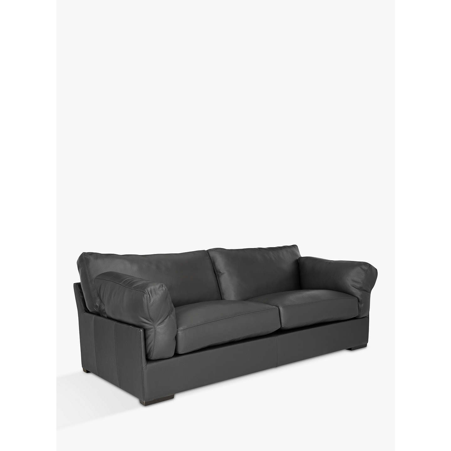 Grand Furniture Winchester: Leather 4 Seater Sofa Dr 4 Seater Leather Sofa The Khazana