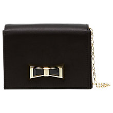 Buy Ted Baker Maxine Satin Bow Detail Bag Online at johnlewis.com