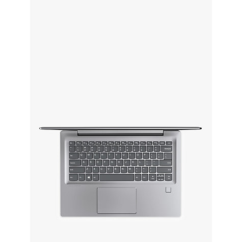 "Buy Lenovo IdeaPad 520S Laptop, Intel Core i7, 8GB, 256GB SSD, 14"" Full HD, Mineral Grey Online at johnlewis.com"