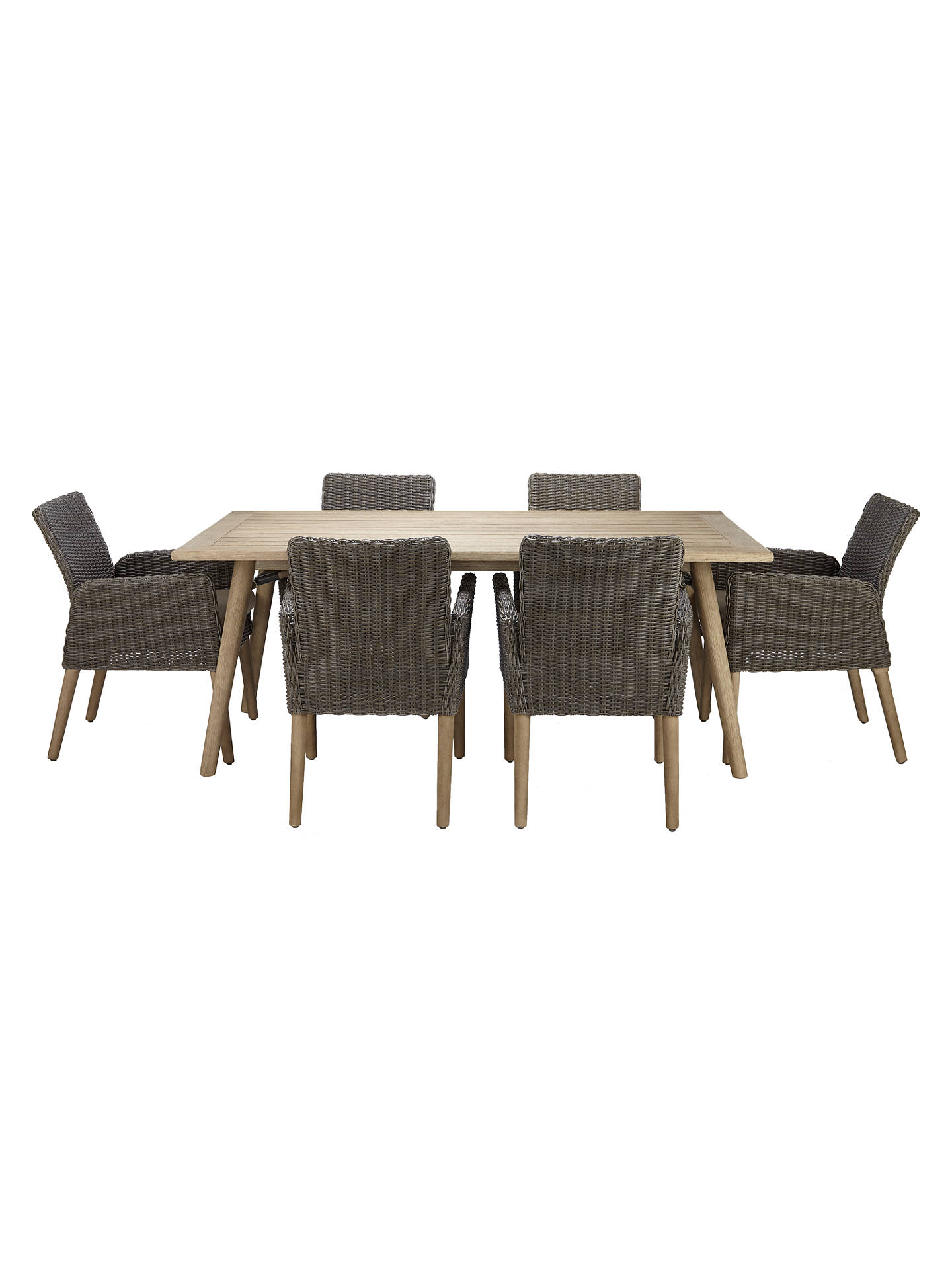 ... BuyJohn Lewis & Partners Eden Outdoor Dining Chairs, FSC-Certified  (Eucalyptus), ... - John Lewis & Partners Eden Outdoor Dining Chairs, FSC-Certified