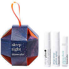 Buy This Works Sleep Tight Gift Set Online at johnlewis.com