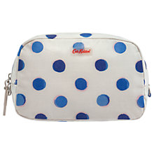 Buy Cath Kidston Inky Spot Classic Box Cosmetic Bag Online at johnlewis.com