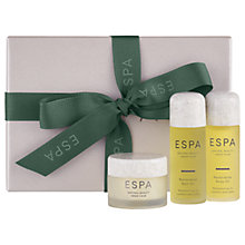 Buy ESPA All Is Calm Bath & Body Gift Set Online at johnlewis.com