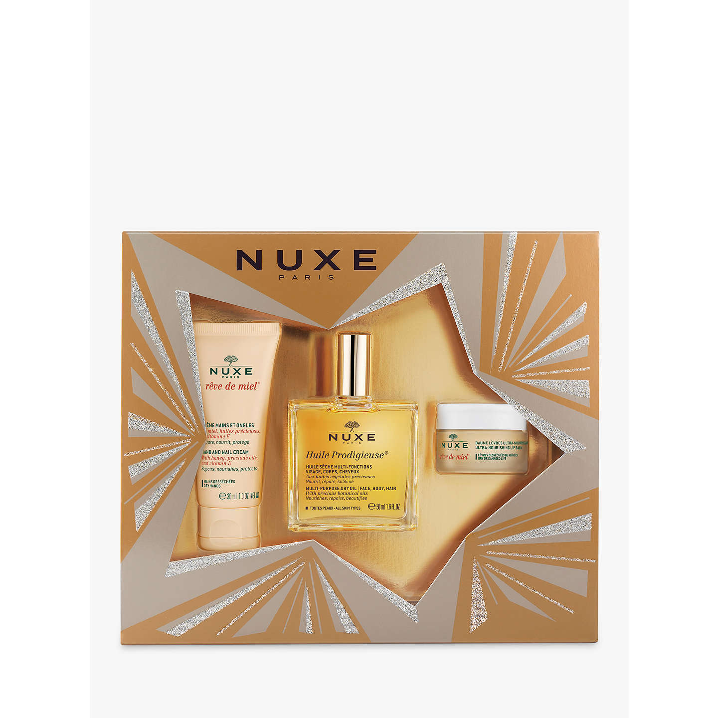Nuxe Bestseller Gift Set by Nuxe