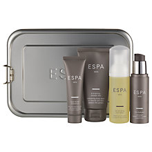 Buy ESPA Men's Ultimate Grooming Kit Online at johnlewis.com