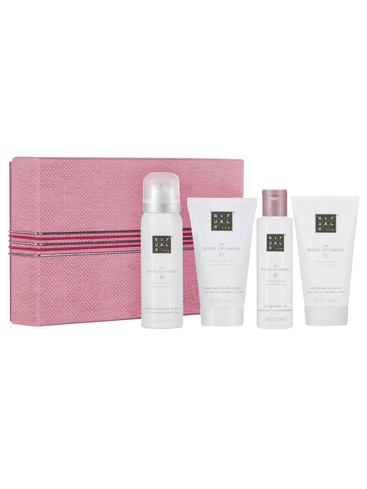 Buy Rituals The Ritual Of Sakura Relaxing Treat Gift Set Online at johnlewis.com