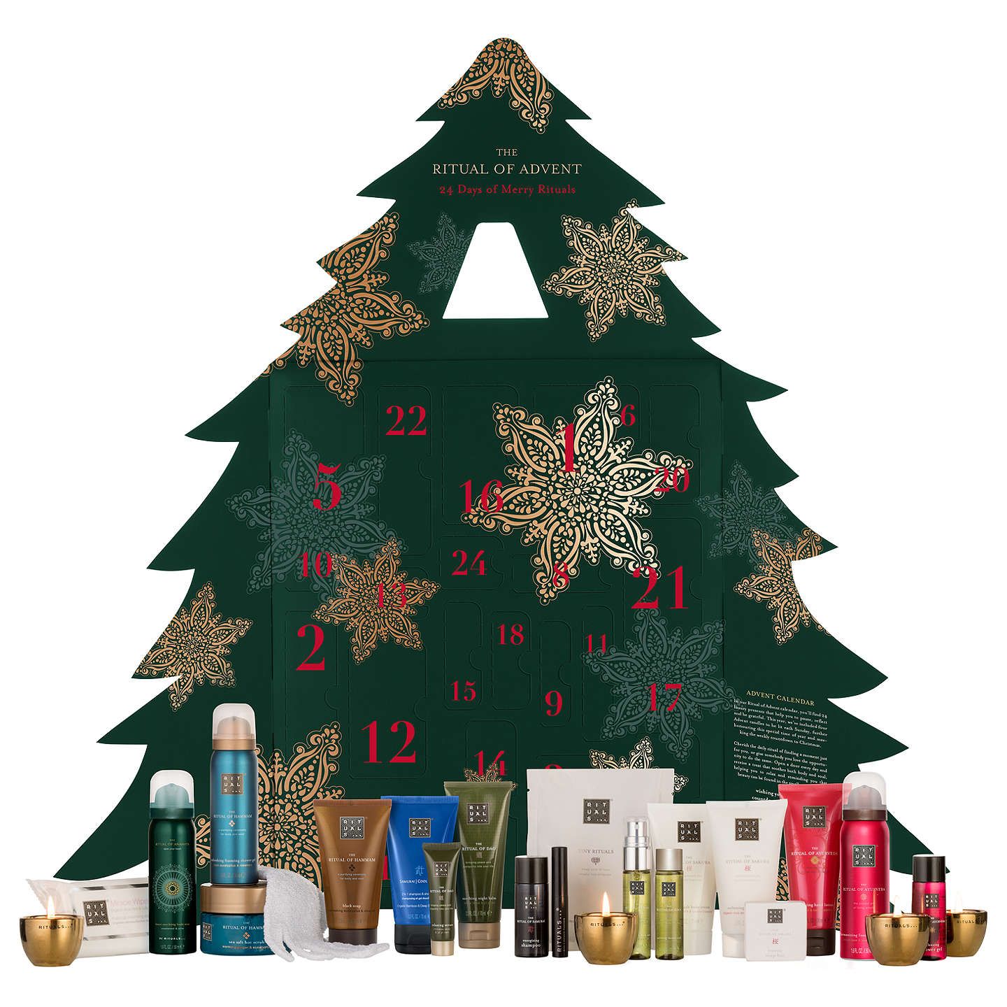 BuyRituals 'The Ritual Of Advent' Beauty Calendar Online at johnlewis.com