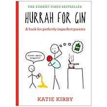 Buy Katie Kirby Hurrah For Gin Book Online at johnlewis.com