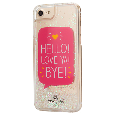 Happy Jackson Glitter Case for iPhone 6/6s/7