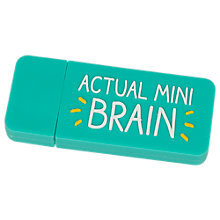 Buy Happy Jackson Mini Brain Memory Stick, 4GB Online at johnlewis.com