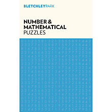 Buy Allsorted Number & Mathematical Puzzles Book Online at johnlewis.com
