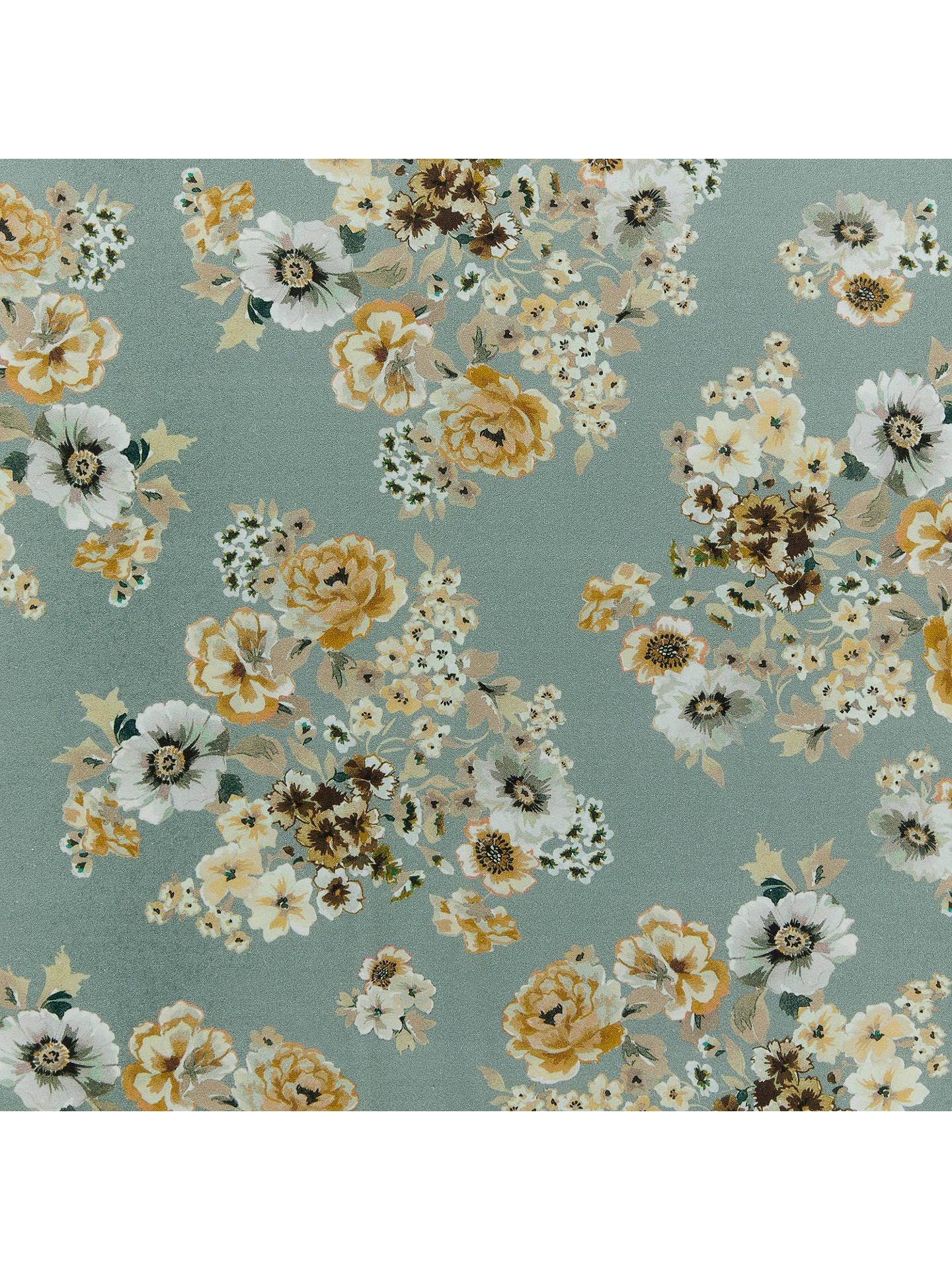 Indigo fabrics flower bouquet fabric blue at john lewis partners buyindigo fabrics flower bouquet fabric blue online at johnlewis izmirmasajfo