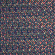 Buy Kokka Floral Print Fabric, Red/Yellow/Blue Online at johnlewis.com