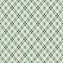 Buy Freespirit Open Plaid Print Fabric Online at johnlewis.com