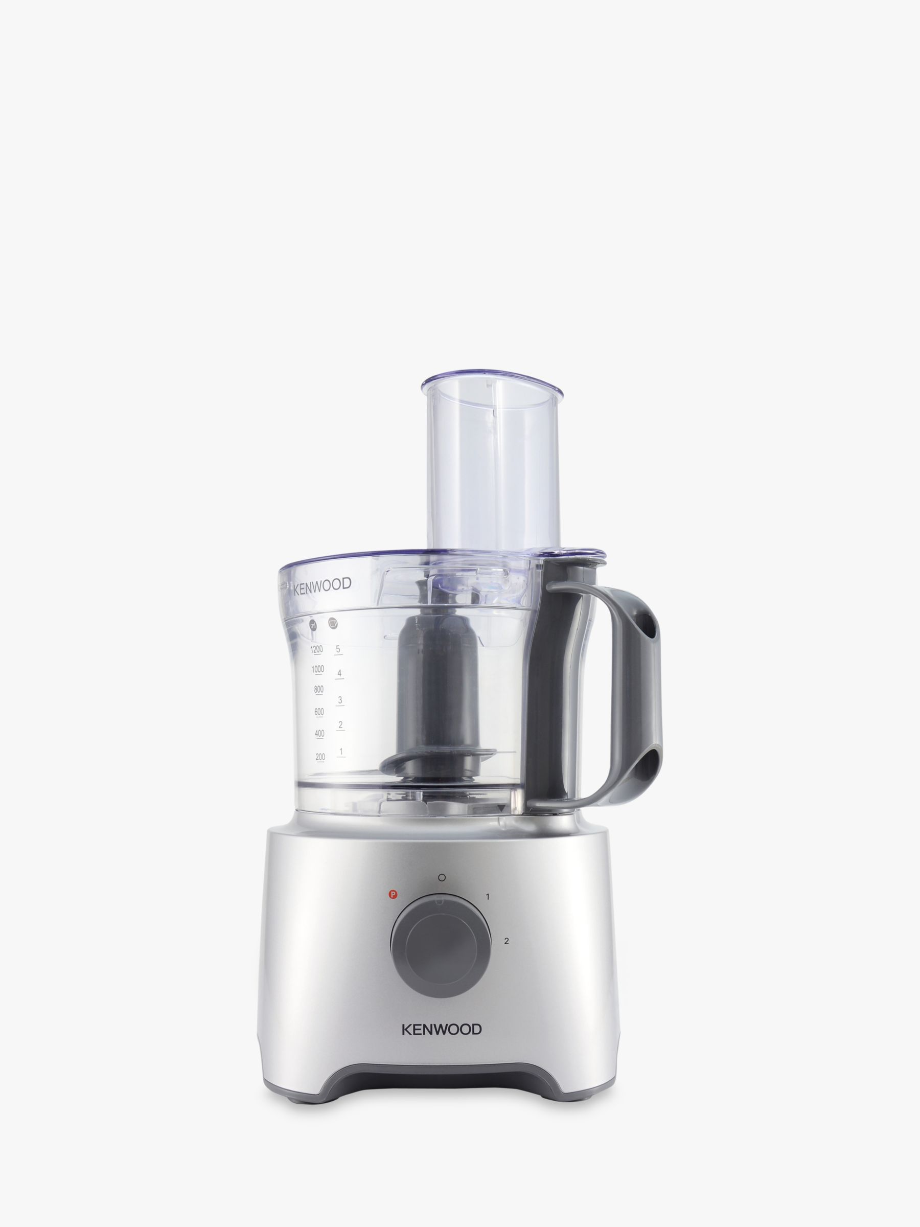 Kenwood Kenwood FDP301SI Multipro Compact Food Processor, Silver