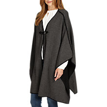 Buy Phase Eight Brooklyn Buckle Jacquard Wrap Online at johnlewis.com