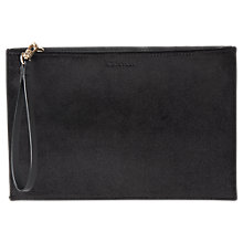 Buy Whistles Velvet Wristlet Bag Online at johnlewis.com