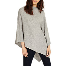 Buy Phase Eight Cashmere Blend Wrap, Grey Online at johnlewis.com