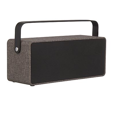 Image of John Lewis & Partners Polka Portable Bluetooth Speaker
