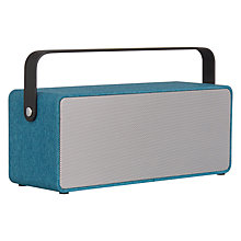 Buy John Lewis Polka Portable Bluetooth Speaker Online at johnlewis.com