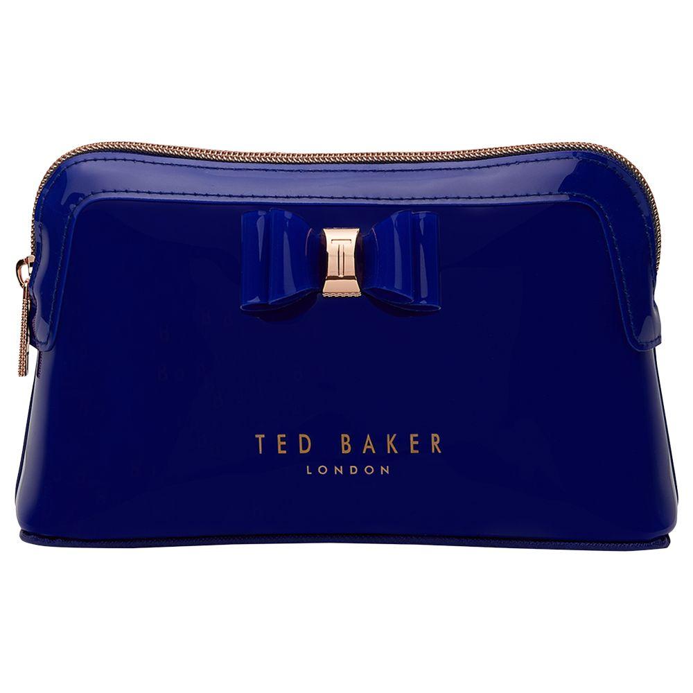 513a7bcea Ted Baker Julis Bow Makeup Bag at John Lewis   Partners