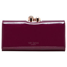 Buy Ted Baker Crystal & Pearl Leather Matinee Purse Online at johnlewis.com