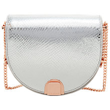 Buy Ted Baker Annii Mini Exotic Moon Bag Online at johnlewis.com