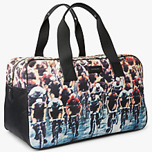 Buy Paul Smith Cycling Print Holdall, Multi Online at johnlewis.com