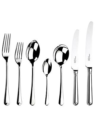 Arthur Price Old English Stainless Steel Cutlery Set, 56 Piece